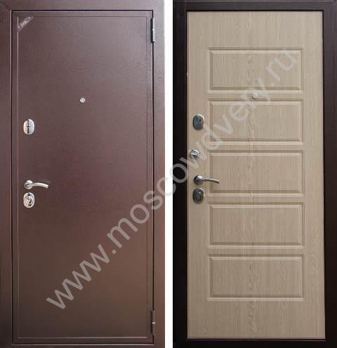 Входная дверь Зетта Евро 2 для частного дома
