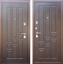 входная дверь Комфорт 3Б1 венге темный