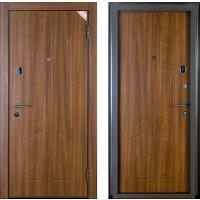 Дверь Супер Омега 3  Орех лесной