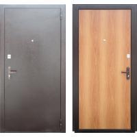 Входная дверь Зетта Стандарт 1 комплектация П2