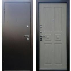 Дверь входная  ТЕХНО 2 Дуб бежевый