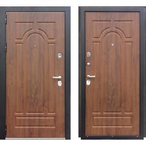 Входная дверь ЗЕТТА Премьер З КБ Дикий дуб F025