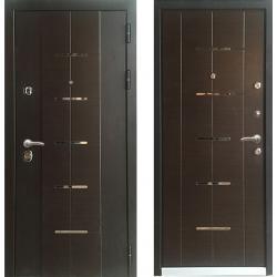 Входная дверь Персона Техголюкс Венге