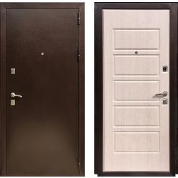 Входная дверь ЭКСТРА 2 Дуб выбеленный