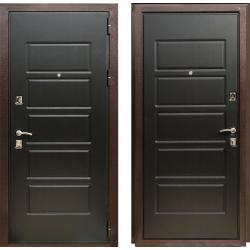 Входная дверь ЭКСТРА 3 Венге / Венге