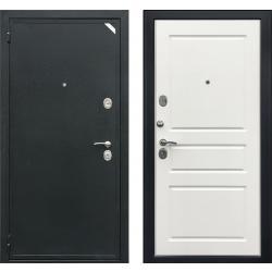 Входная дверь Zetta ЕВРО 2 Б2 СИСТЕМА белая