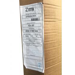 Стальная дверь Зетта EВРО 2 Б2 Патина венге коробка упаковка