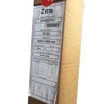 Зетта Комфорт 3Д1 ОСНОВА венге, рис. F016/F029 - упаковка