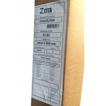 Зетта Комфорт 3Д1 ОСНОВА венге, рис. F088/F088 упаковка