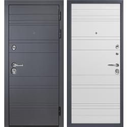 Входная дверь Зелар Технолюкс Софт белый