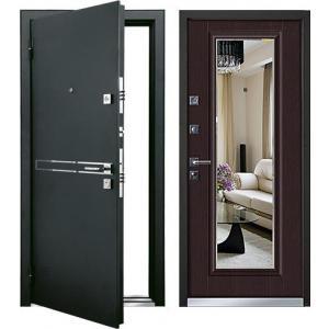 Входная дверь Мастино Cielo Тёмный венге (Parko)