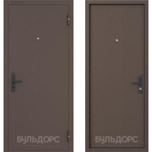 Входная дверь Бульдорс Stell-1 Медь / Медь