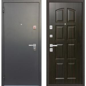 Входная металлическая дверь Бульдорс 44 Конструктор дуб мореный