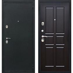 Входная дверь ЕВРО Параллель венге темный