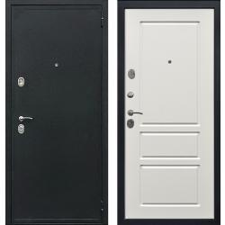 Входная дверь ЕВРО СИСТЕМА белая
