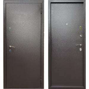 Стальная дверь Бульдорс Steel-3  (металл / металл)