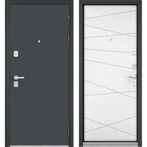 Бульдорс Premium 90 чёрный шёлк / белый софт 9Р-130