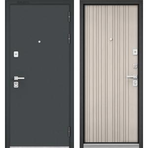 Бульдорс Premium 90 чёрный шёлк / Ларче бьянко 9Р-131