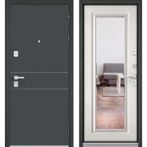 Бульдорс Premium 90 чёрный шёлк D-14 / шамбори светлый-зеркало 9