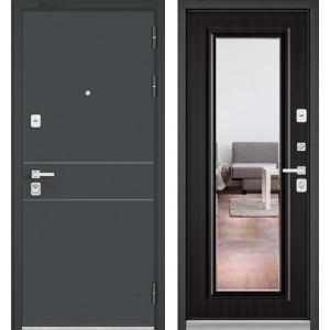 Бульдорс Premium 90 чёрный шёлк D-14 / ларче тёмный-зеркало 9S-1
