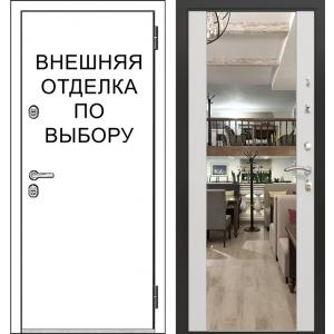 Входная дверь Зелар Внутренняя отделка рис. ФЛЗ 42
