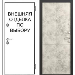 Входная дверь Зелар Внутренняя отделка рис. 155