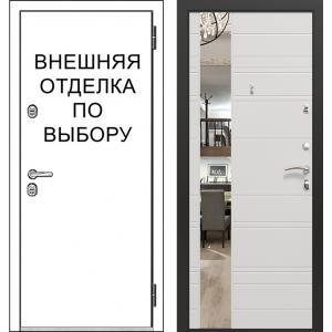 Входная дверь Зелар Внутренняя отделка рис. ФЛЗ-41