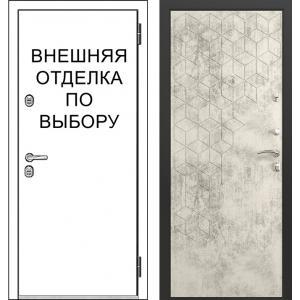 Входная дверь Зелар Внутренняя отделка рис. 154