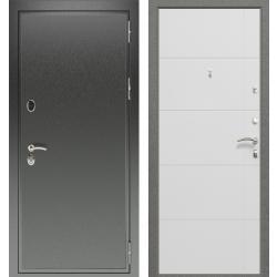 дверь Зелар Евро Конструктор Черный антик, Белый матовый рис. 15