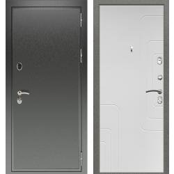 дверь Зелар Евро Конструктор Черный антик, Силк сноу рис. 151