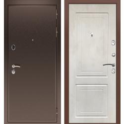 дверь Зелар Евро Конструктор Медь антик, Бетон крем рис. 69