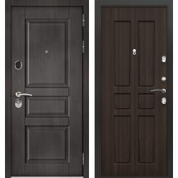 дверь Зелар Евро Конструктор Венге тисненный рис. 149, Венге тем