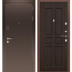 дверь Зелар Евро Конструктор Медь антик, Венге темный рис. 31
