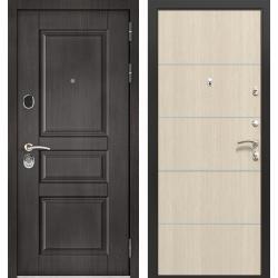 дверь Зелар Евро Конструктор Венге тисненный рис. 149, Лиственни