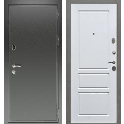 дверь Зелар Евро Конструктор Черный антик, Белый ясень рис. 65